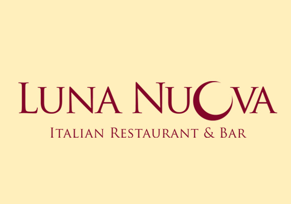 Various work done for an Italian Restaurant in Fulham called Luna Nuova. Design done include Business cards, gift vouchers and comment cards as also some interior design for the new refurbishment of the restaurant.