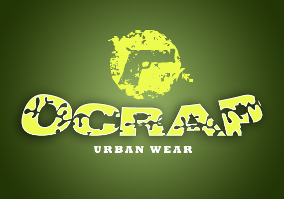 Development of different design for the clothing Company OCRAP.