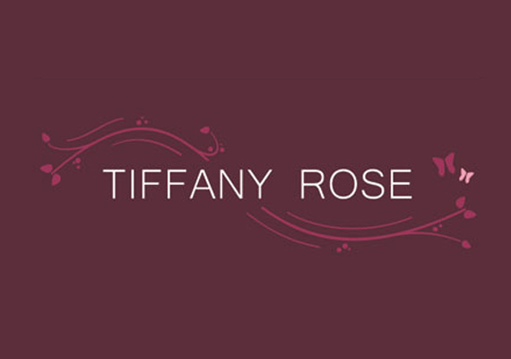 Development of the seasonal web catalogue, mailing and banners for Tiffany Rose - London